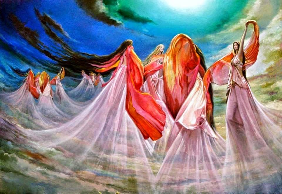 Resultado de imagem para Saberes Ancestrais Sagrados Femininos – Espiritualidade Essencial Feminina